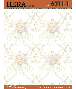 Hera Vol III Wallcovering 6011-1