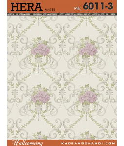 Hera Vol III Wallcovering 6011-3