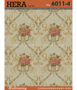 Hera Vol III Wallcovering 6011-4
