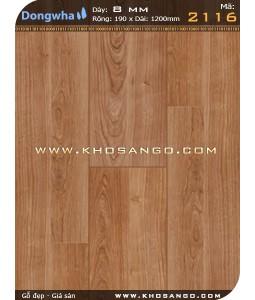 Sàn gỗ DONGWHA 2116