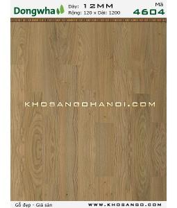 Sàn gỗ DONGWHA 4604-12mm
