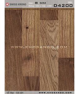 Sàn gỗ Kronoswiss D4200