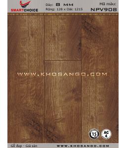Sàn gỗ Smartchoice NPV908