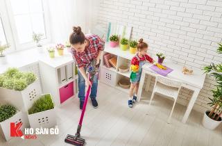 Sàn gỗ chống nồm ẩm và chống nước tốt nhất tại hà nội