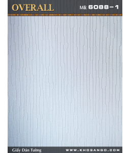 Wall paper Overall 6088-1