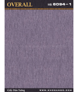 Wall paper Overall 6094-1