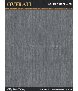 Wall paper Overall 6121-3