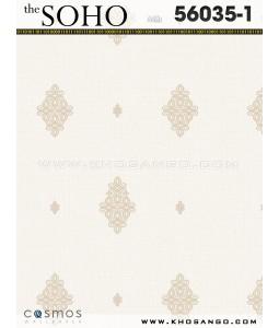 Soho wallpaper 56035-1