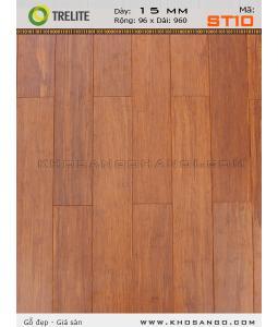 Bamboo hardwood flooring ST10