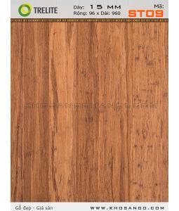 Bamboo hardwood flooring ST09