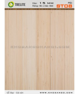 Bamboo hardwood flooring ST08