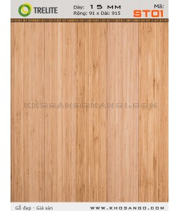 Bamboo hardwood flooring ST01