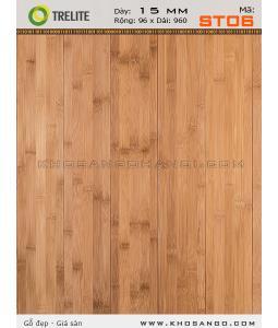 Bamboo hardwood flooring ST06