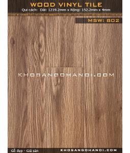 Vinyl Flooring Wood MSW802