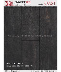 Sàn gỗ 3K Engineered OA21
