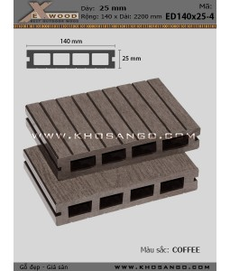 Exwood Decking ED140x25-4-coffee