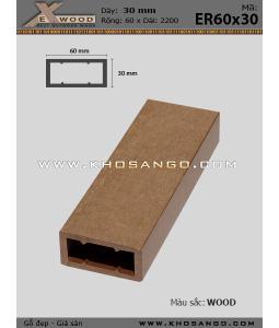 Thanh Lam Exwood ER60x30-wood