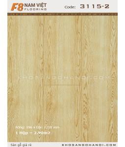 Sàn gỗ Nam Việt F8 3115-2