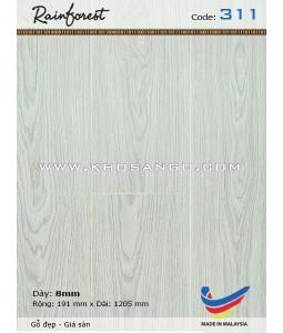 Sàn gỗ Rainforest 311