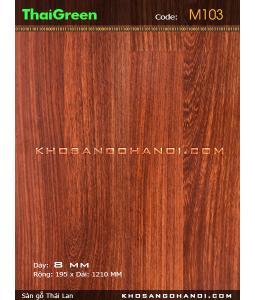 Sàn gỗ ThaiGreen M103