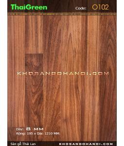 Sàn gỗ ThaiGreen O102