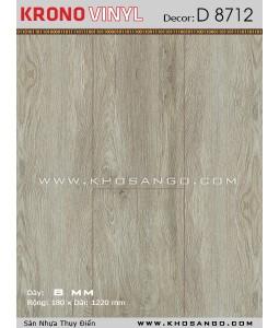 Sàn nhựa Krono Noblesse D8712
