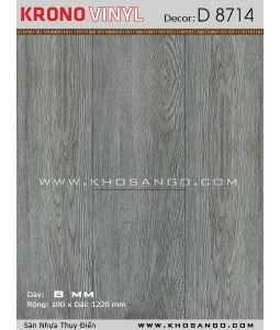 Sàn nhựa Krono Noblesse D8714