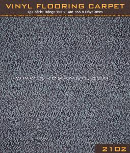 Sàn nhựa vân thảm MSC 2102