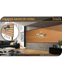 Gỗ ốp tường Awood NV52-2