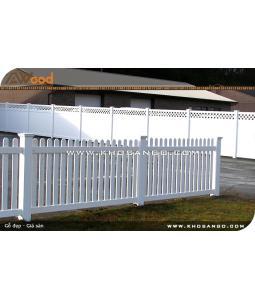Hàng rào, cổng K9