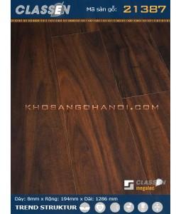 Sàn gỗ Classen 21387