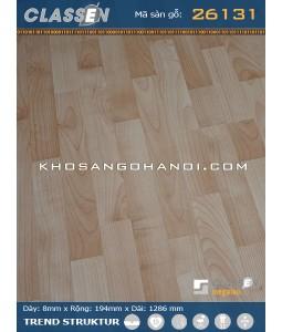 Sàn gỗ Classen 26131