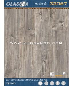 Classen Flooring 32067