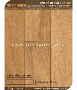 Sàn gỗ  Cà chít 450mm