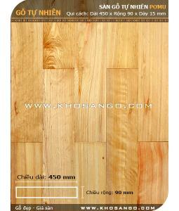 Sàn gỗ Pơmu 450mm