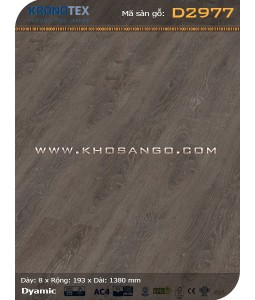 Kronotex Flooring D2977