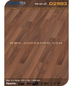 Kronotex Flooring D2983