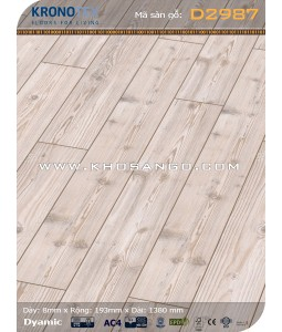 Kronotex Flooring D2987- 12mm