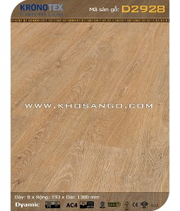 Kronotex Flooring D2928