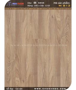 Sàn gỗ Masfloor M813