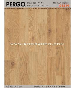 Sàn gỗ Pergo 01819