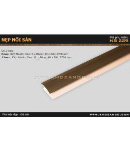 Nẹp nhựa nối sàn NS-229