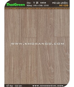 Sàn gỗ ThaiGreen M105