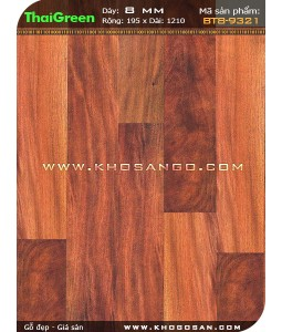 Sàn gỗ ThaiGreen BT8-9321