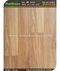 Sàn gỗ ThaiGreen BT8-M105