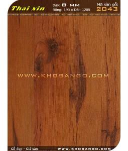 Sàn gỗ Thaixin 2043