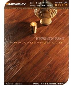 Sàn gỗ Newsky - K317