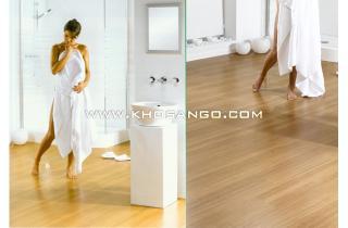 Sàn gỗ chịu nước cao cấp giá rẻ nhất Hà Nội