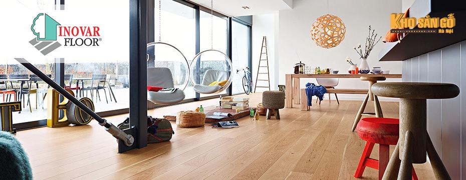 sàn gỗ inovar hà nội