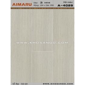 Sàn nhựa AIMARU A-4029